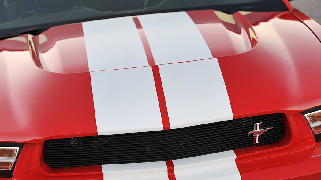2012 Shelby GTS