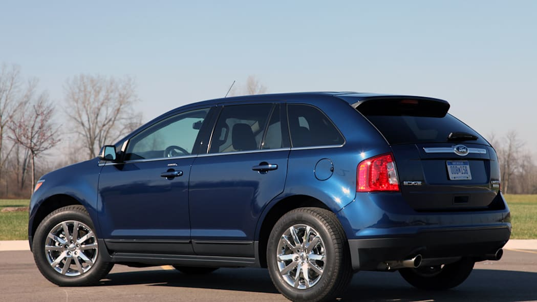2012 Ford Edge EcoBoost