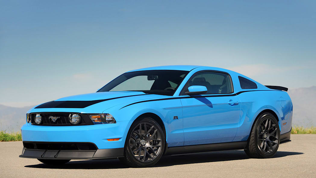2011 Ford Mustang RTR