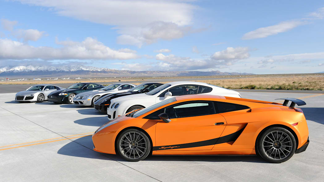 World Class Driving at Mojave