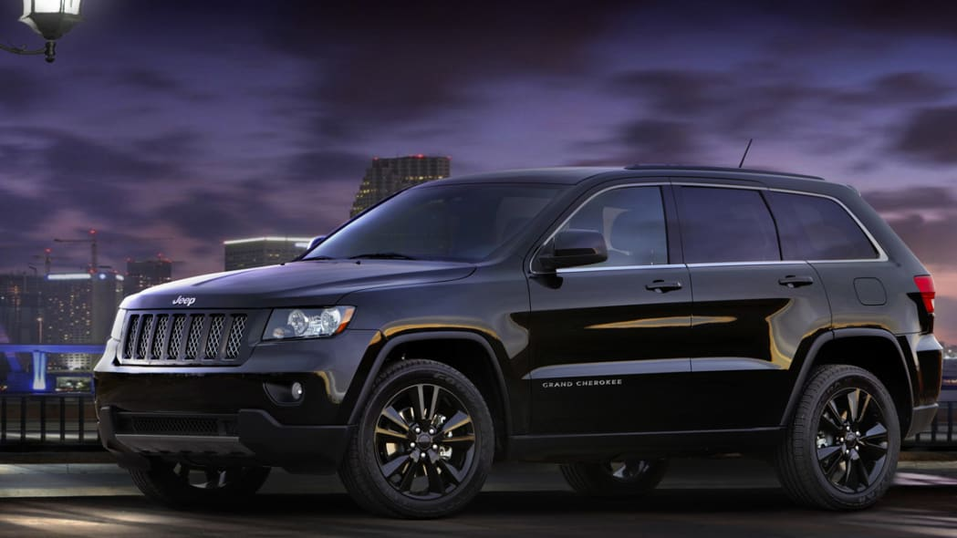 Jeep Grand Cherokee Production-Intent Concept