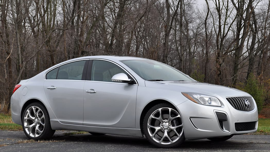 2012 Buick Regal GS