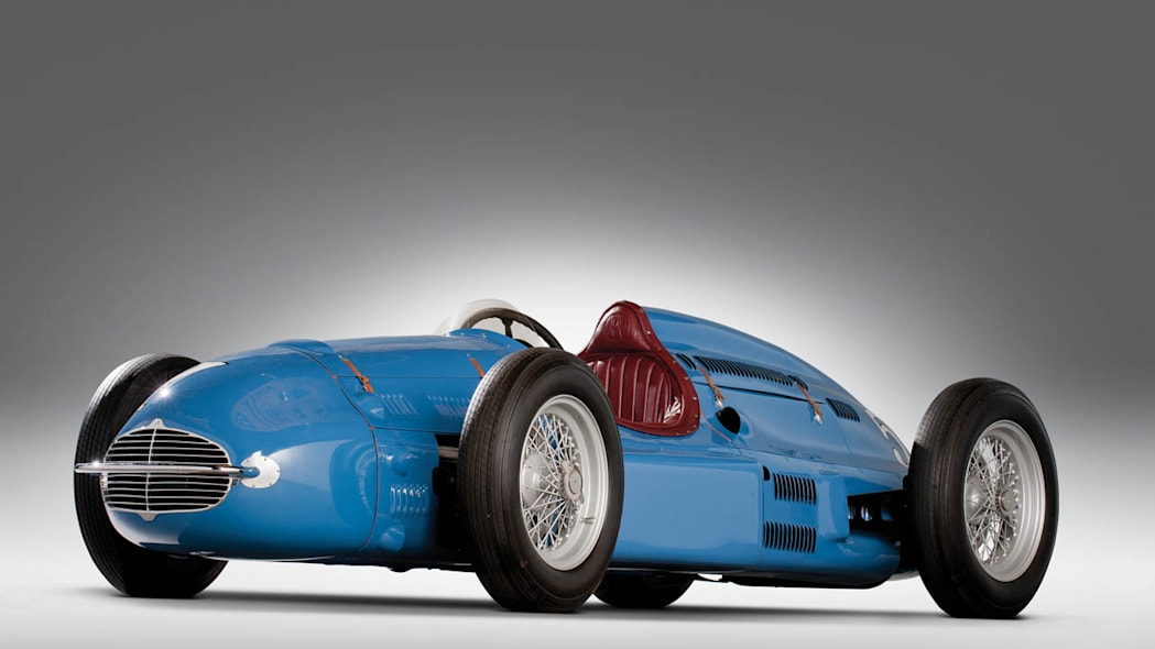 Lot 817 	1949 Rounds Rocket Race Car