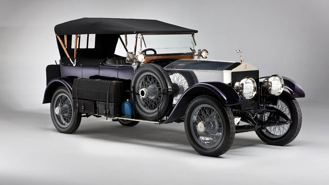 Lot 827 	1914 Rolls-Royce Silver Ghost Tourer