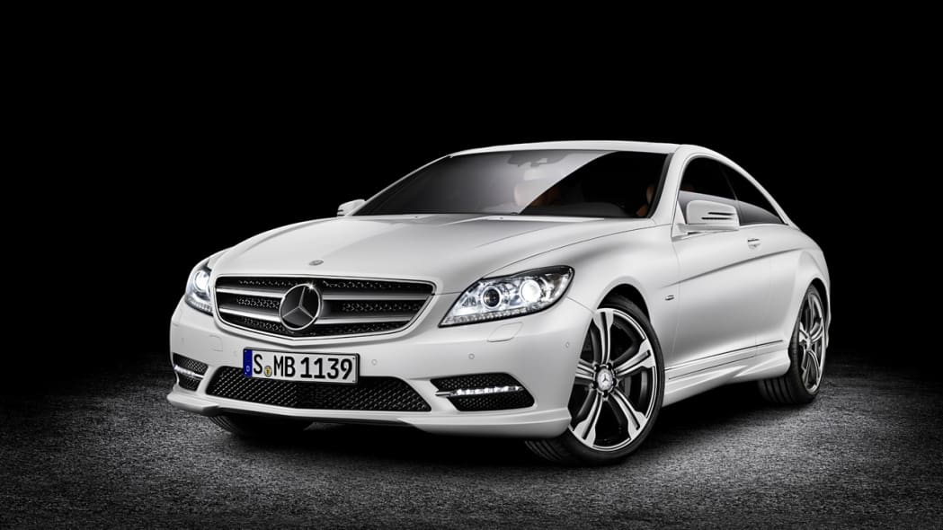 2012 Mercedes-Benz CL-Class Coupe Grand Edition