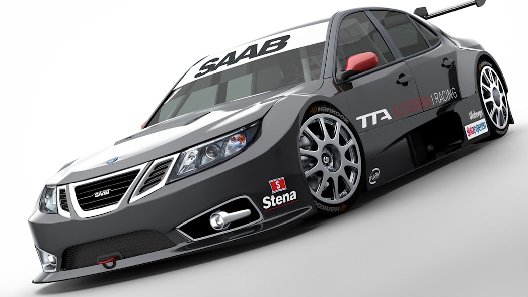 Saab 9-3 TTA by Flash Engineering