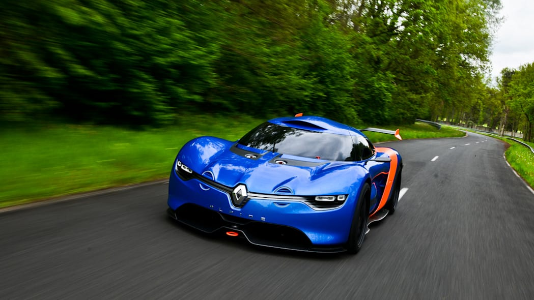 Renault seems ready to revive Alpine brand in 2016