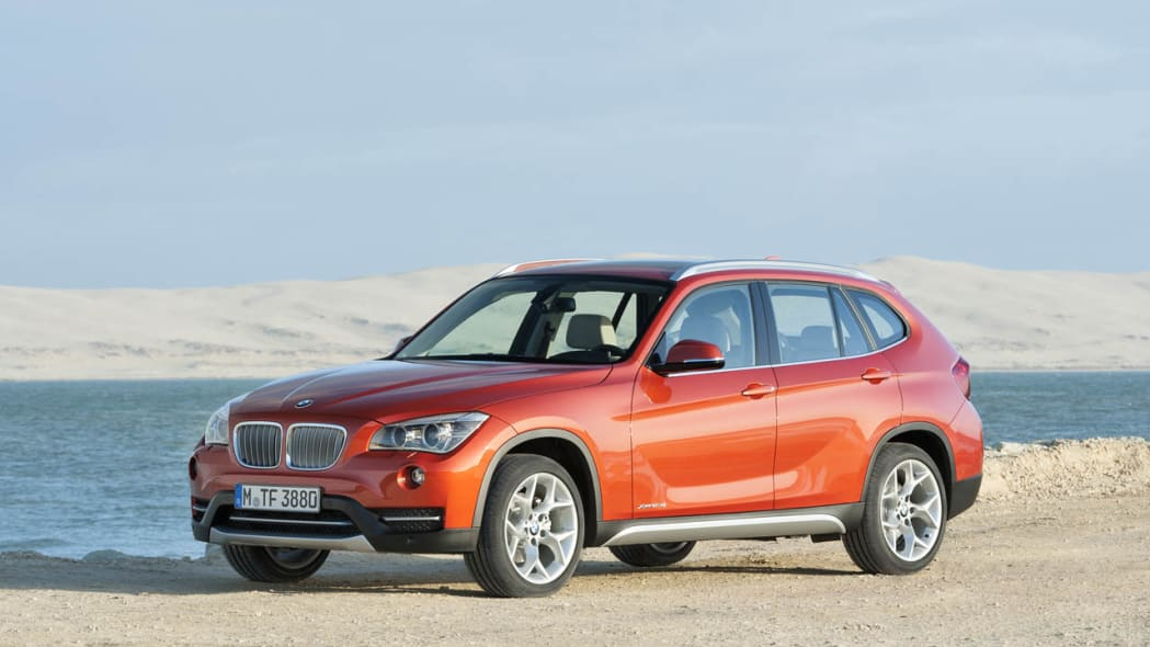 Bmw Releases Slew Of 2013 X1 Photos Details Fuel Mileage