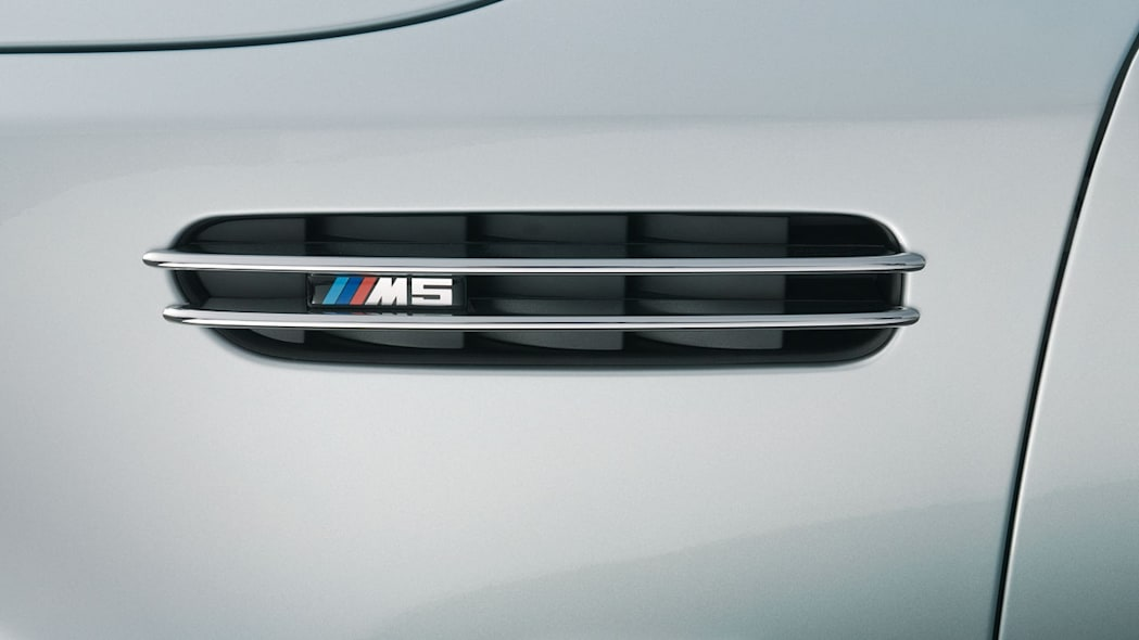 BMW M5 Touring gill