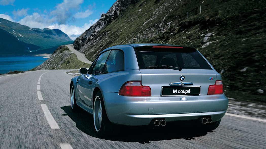 BMW M coup�