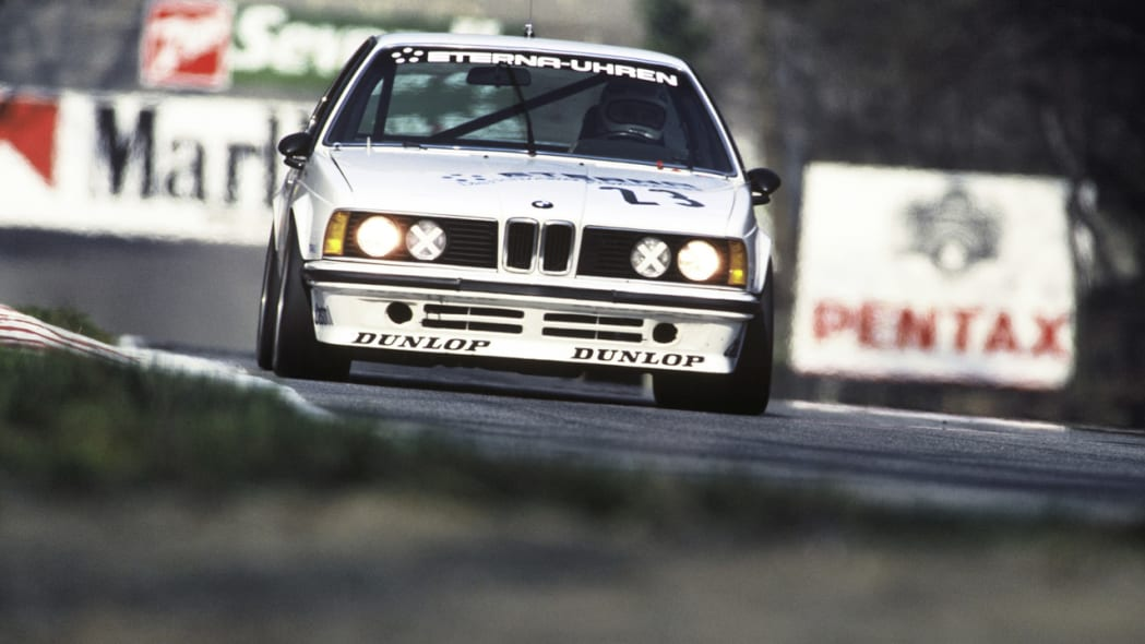 BMW 635CSi Group A, Touring Car EM in Monza 1983