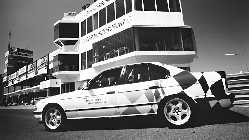 BMW M5 Ring-Taxi, 1992
