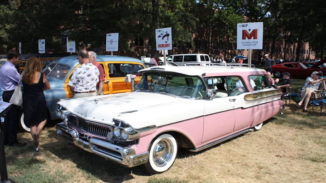1957 Mercury Commuter Hardtop
