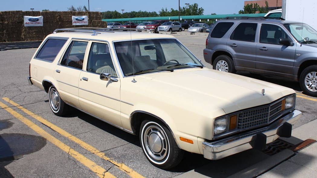 1980 Ford Fairmont Wagon