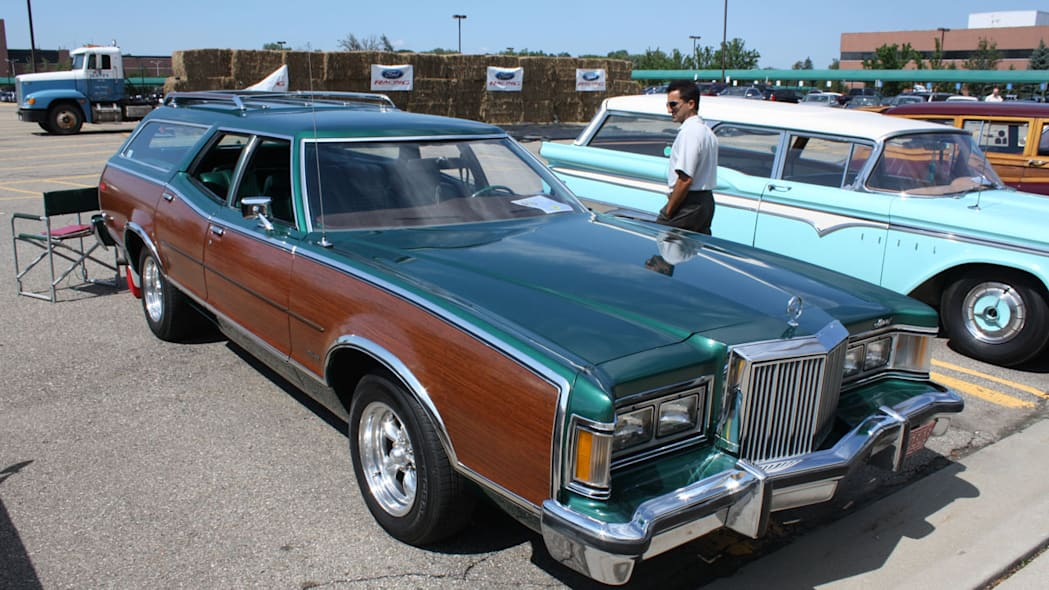 1977 Mercury Couger Villager wagon