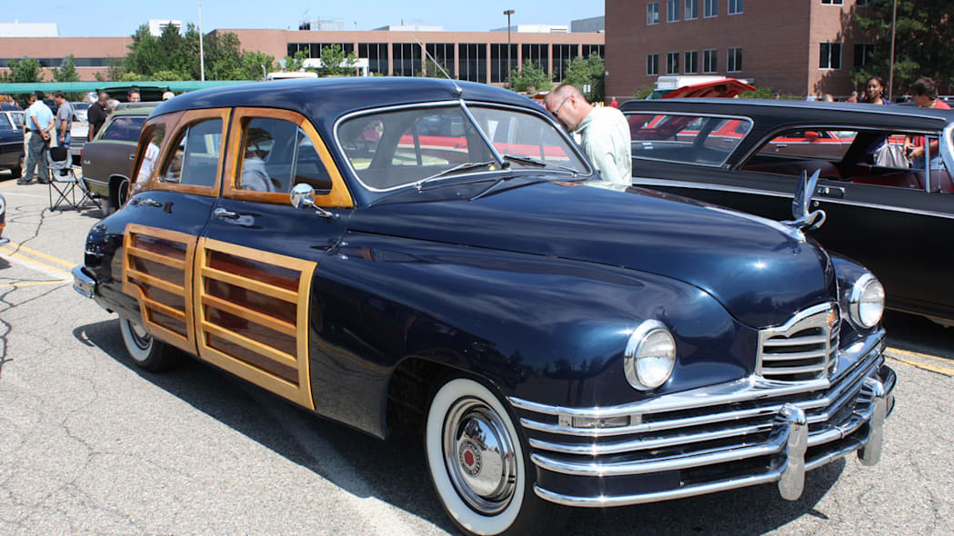 1948 Packard Eight Station Wagon