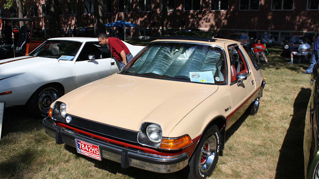1976 AMC Pacer D/L Coupe