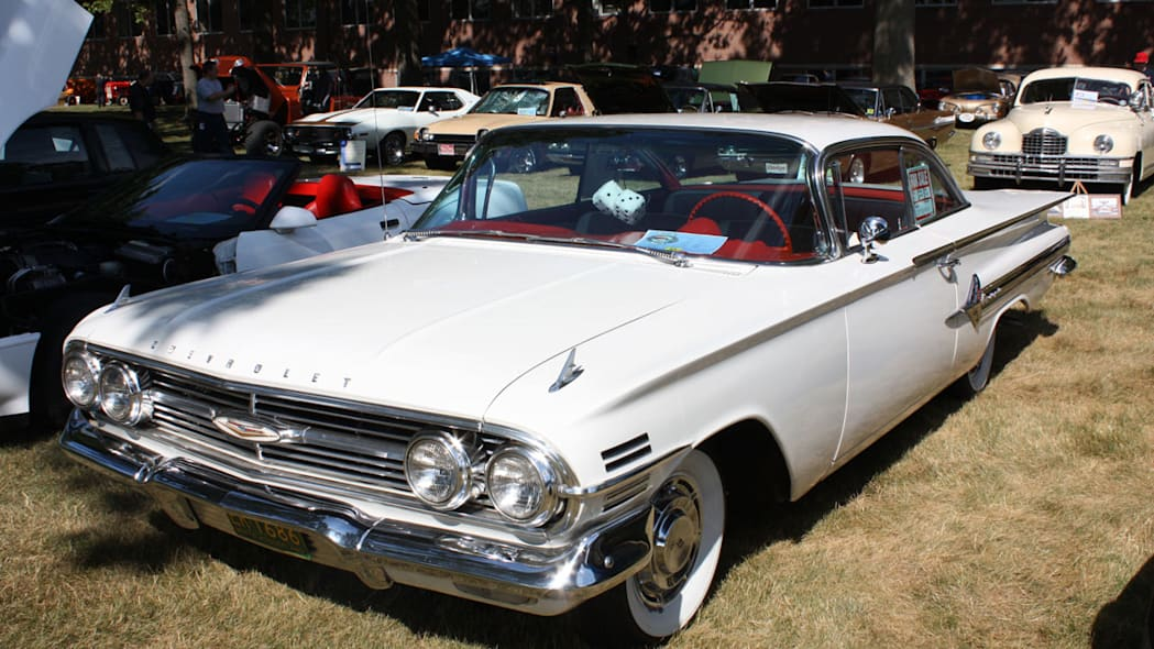 1960 Chevrolet Impala coupe