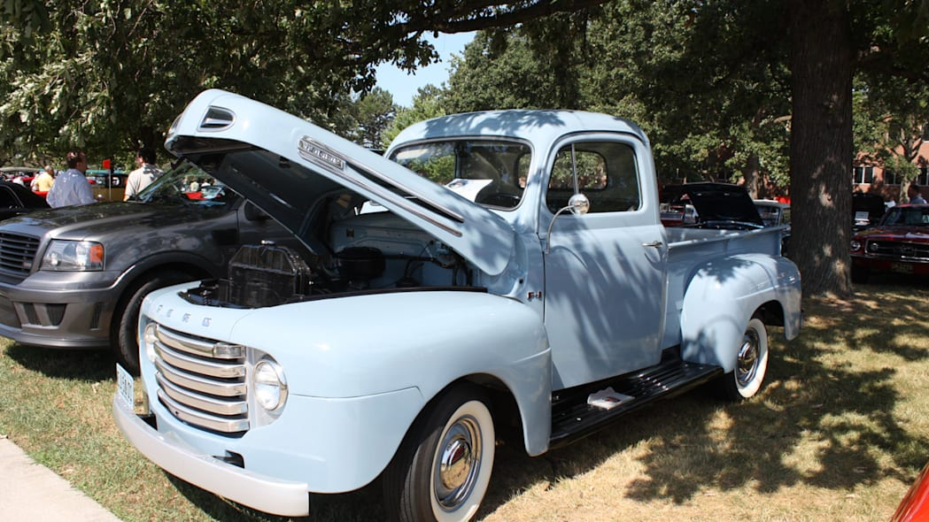 1950 Ford F-1