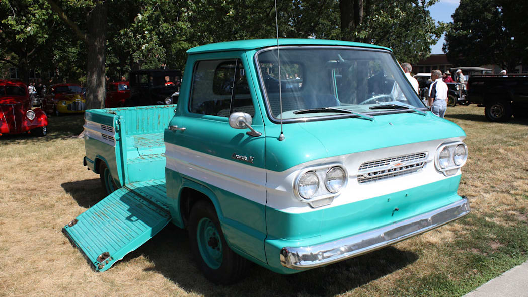 1961 Chevrolet Corvair 95 Rampside