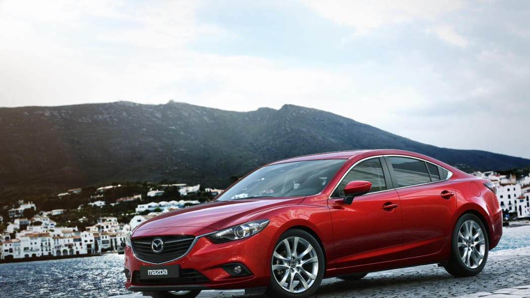 Mazda6 performance and coupe models mooted, all-wheel ...