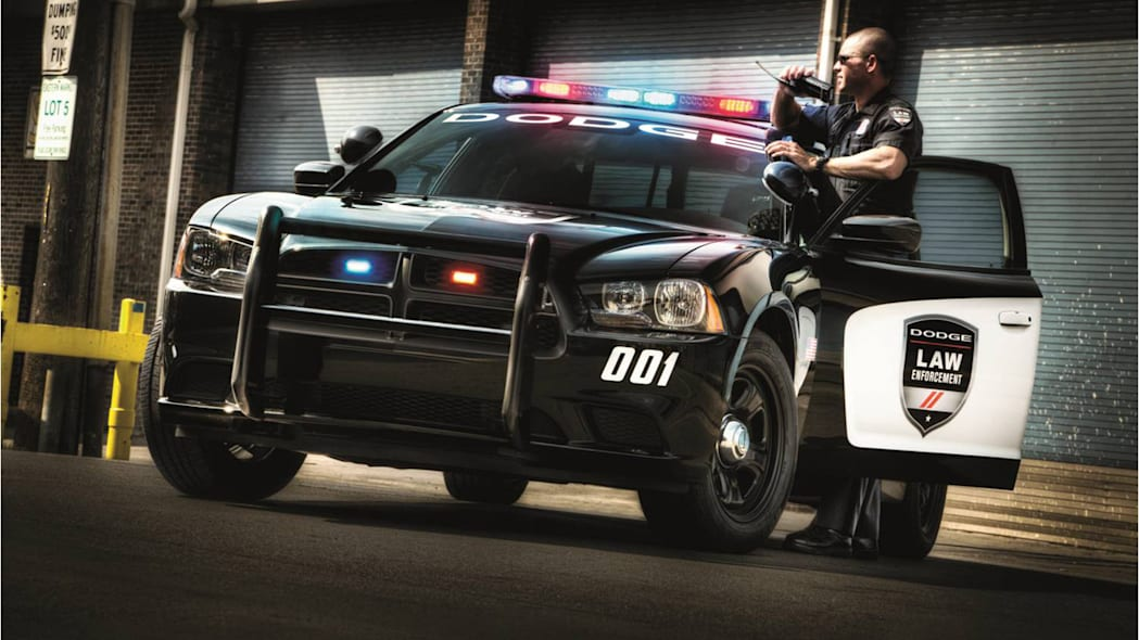 2013 Dodge Charger Pursuit