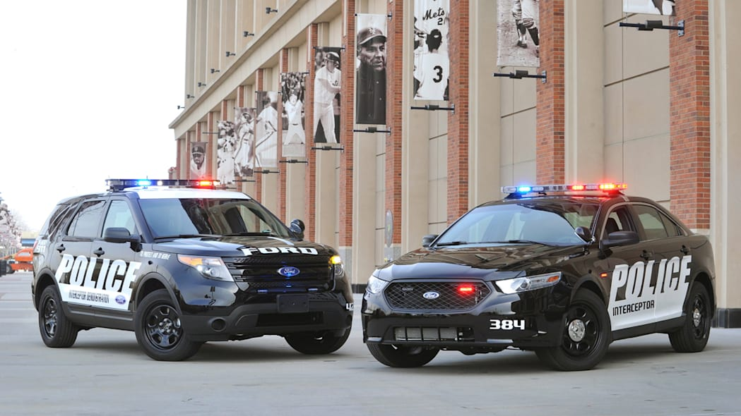 Ford Police Interceptor Sedan and Utility