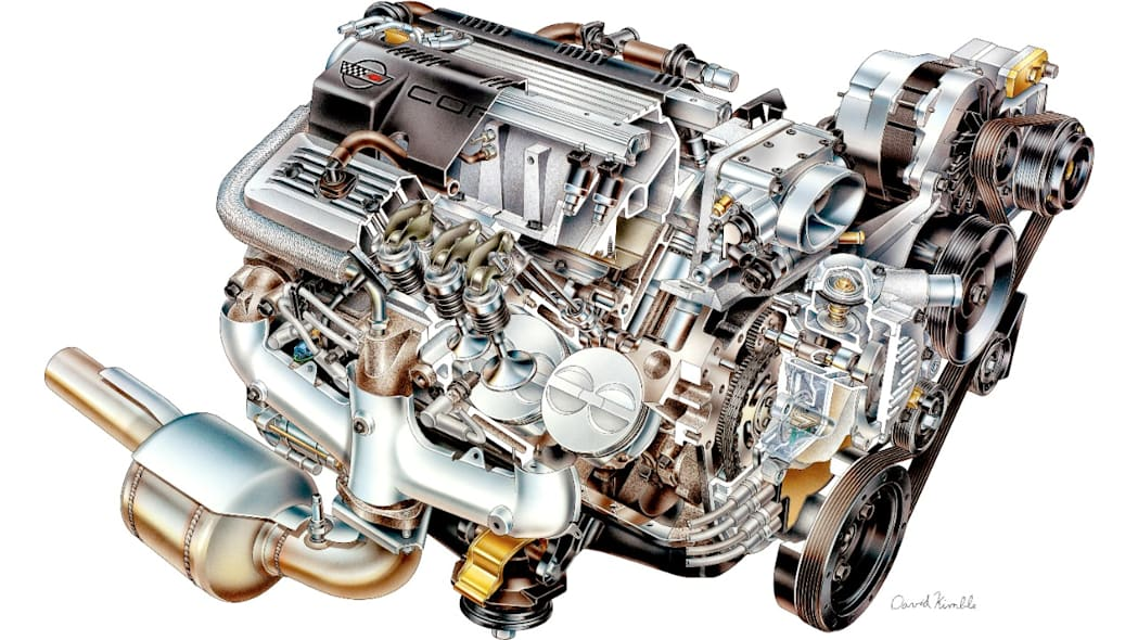 Gm Applies For Lt5 Ltx Trademarks Are New Small Block