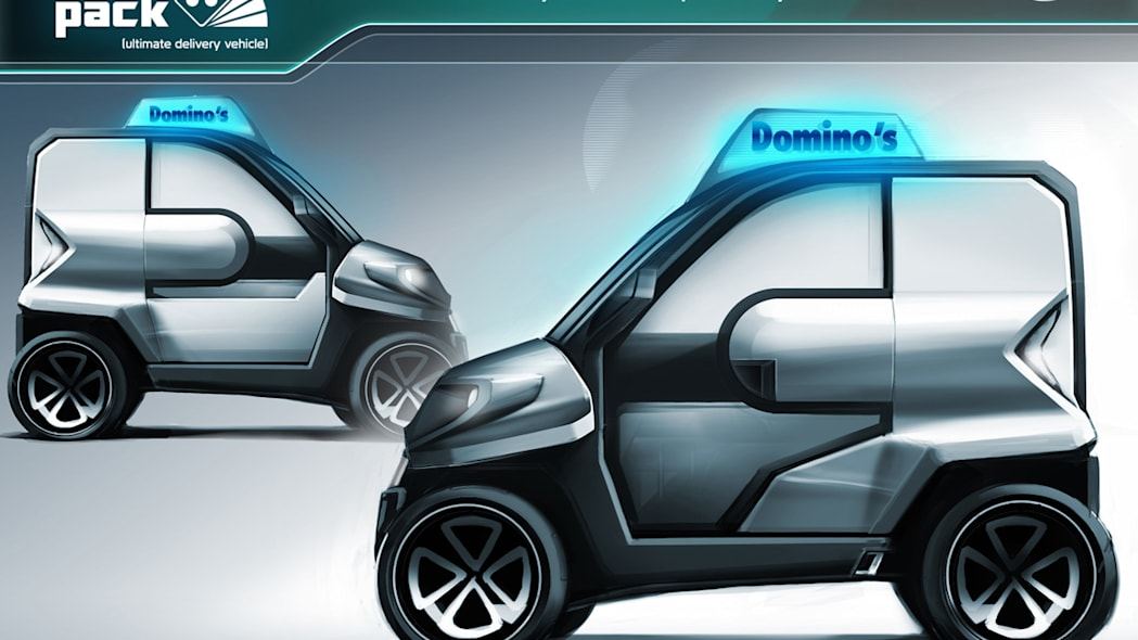 Domino's Pizza Ultimate Delivery Vehicle Challenge by Local Motors