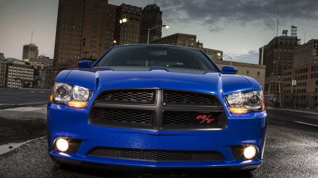 2013 Dodge Charger Daytona Marks The Return Of The Blue