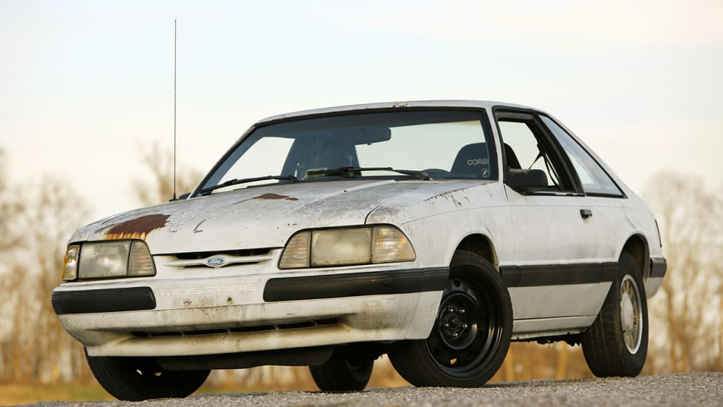 1989 Ford Mustang LX - Project Ugly Horse