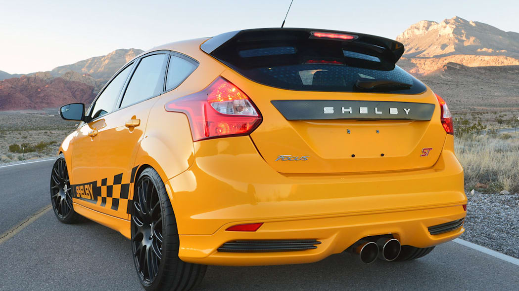 2013 Shelby Focus St Photo Gallery
