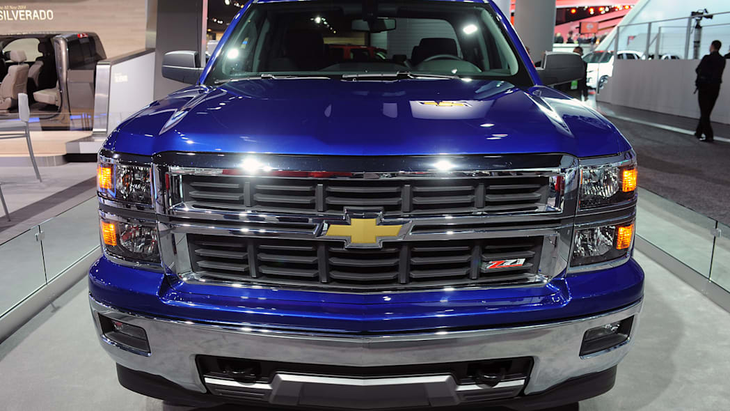 2014 Chevrolet Silverado Z71: Detroit 2013 Aug 8, 2013 Photo Gallery - Autoblog