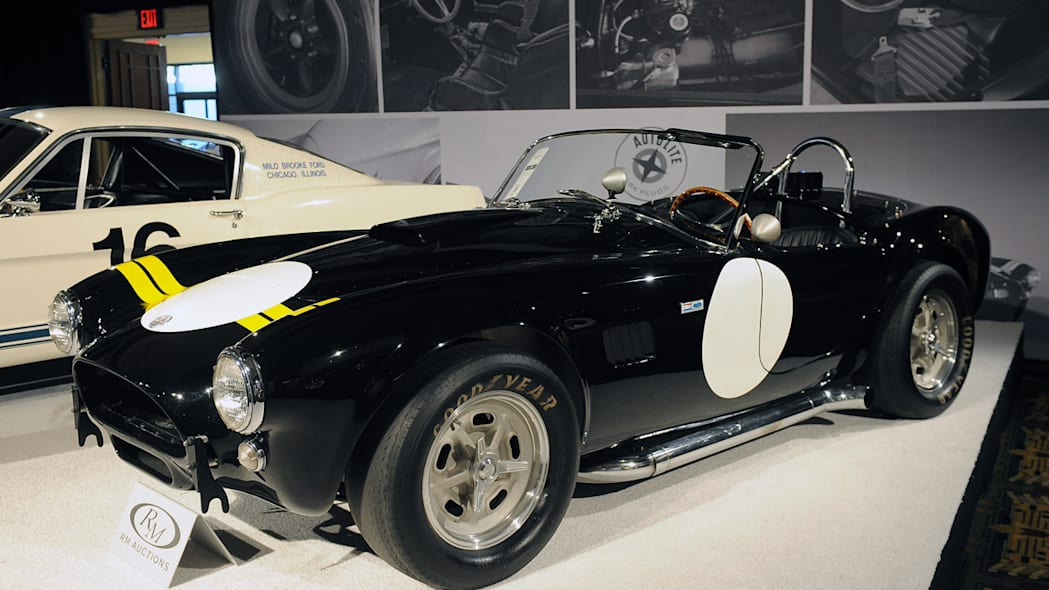 1962 Shelby Factory Competition-Specification Cobra