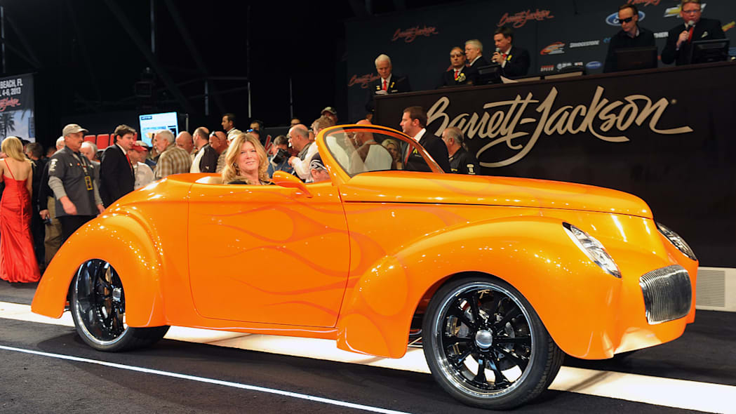1941 Willys Swoopster Custom Roadster