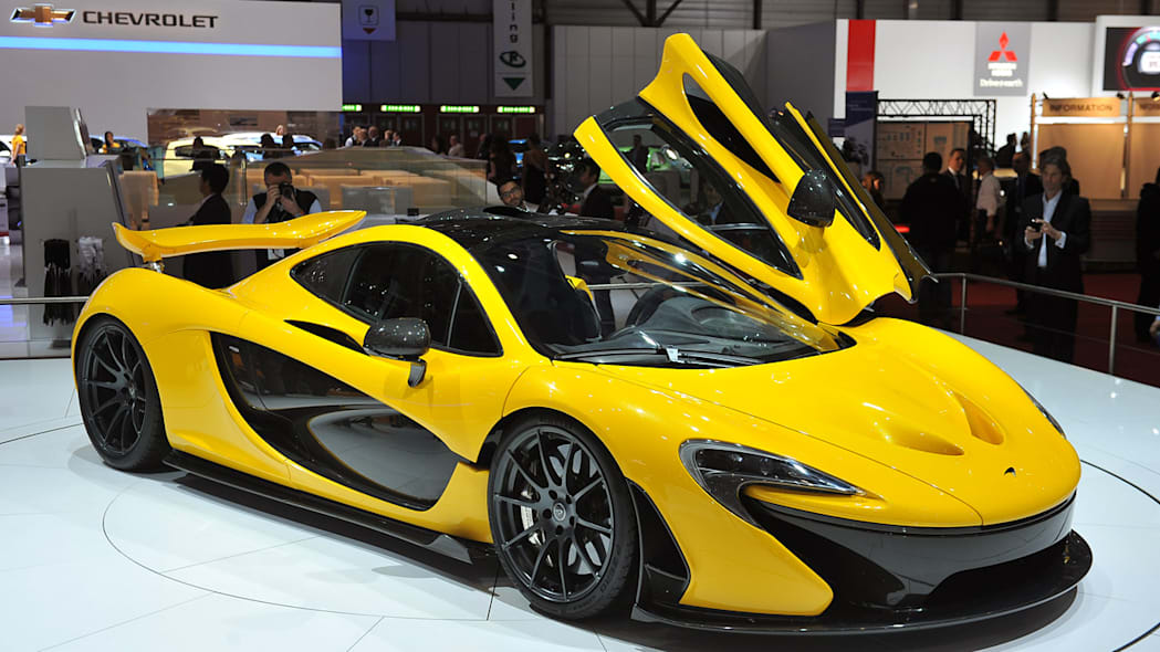 McLaren already pondering P1 successor