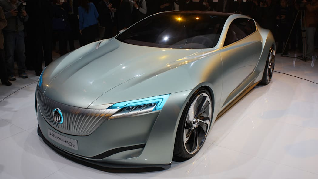 buick riviera concept  shanghai 2013 photo gallery