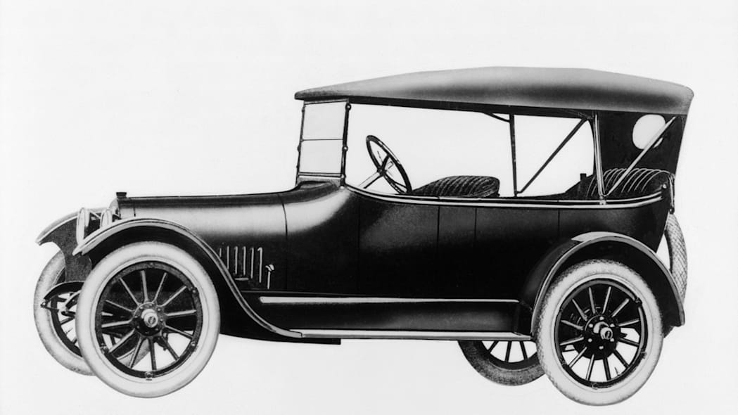 1916 Buick Model D-45 Touring