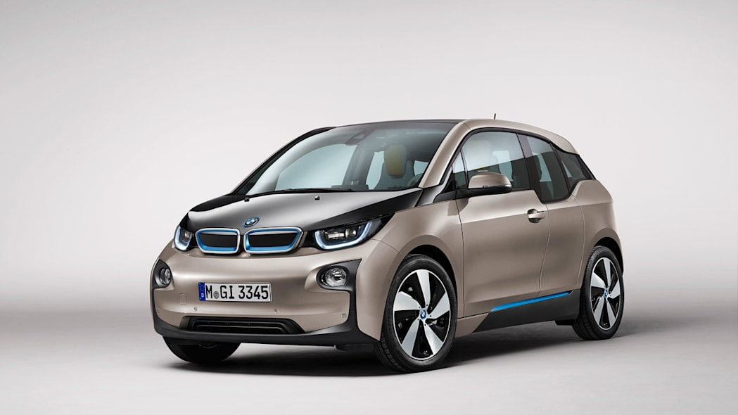2014 BMW i3 official debut
