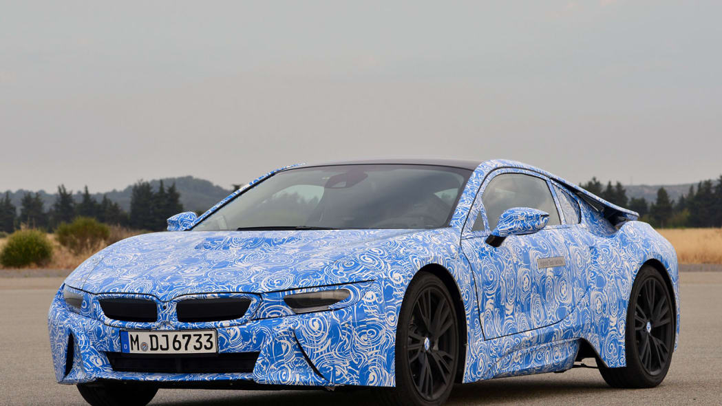 BMW predicts US will be biggest i8 market