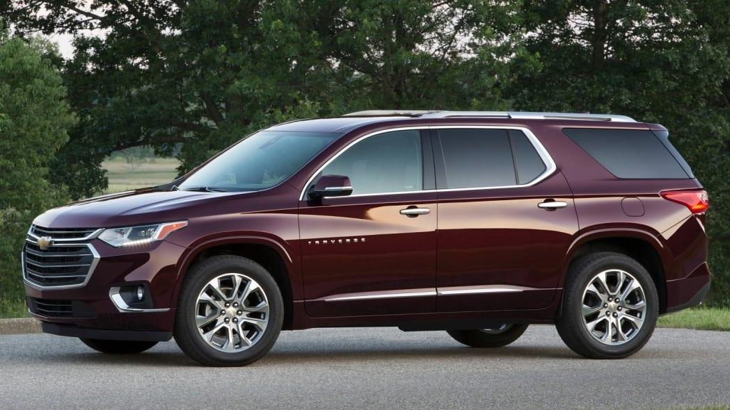 3. Chevrolet Traverse