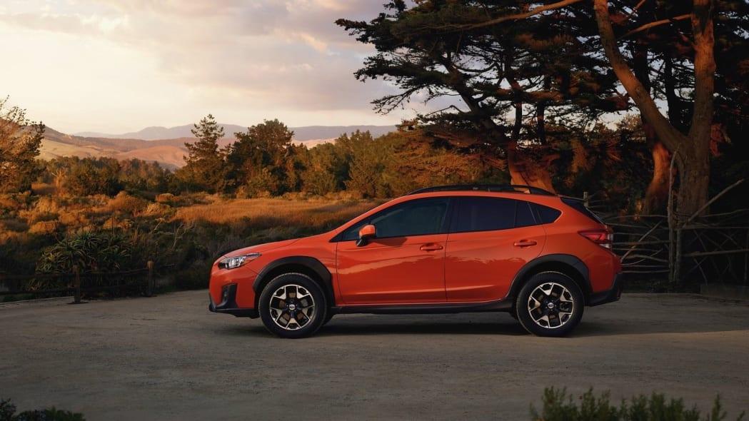 6. Subaru Crosstrek
