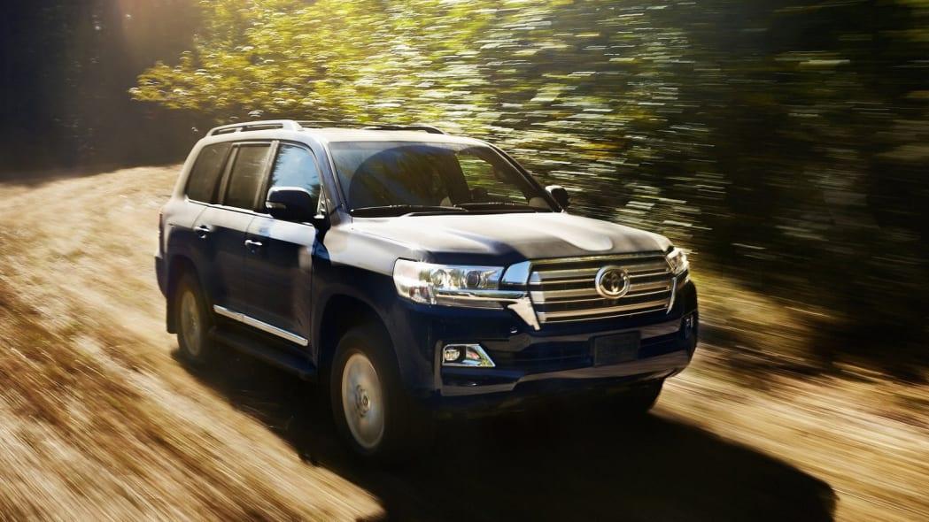 Toyota Land Cruiser: 11.4 years