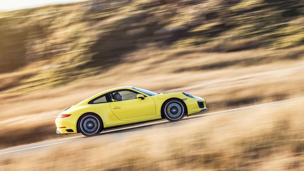 Porsche 911: 9.9 years