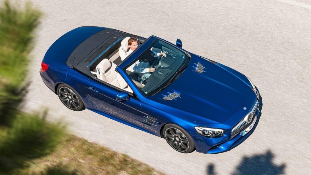 Mercedes-Benz SL: 10.3 years