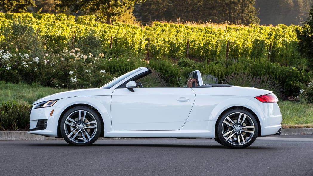 Audi TT: 10.2 years