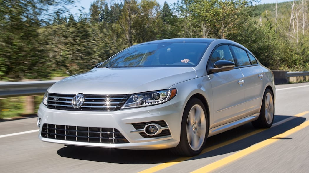 2017 Volkswagen CC: 58 sales