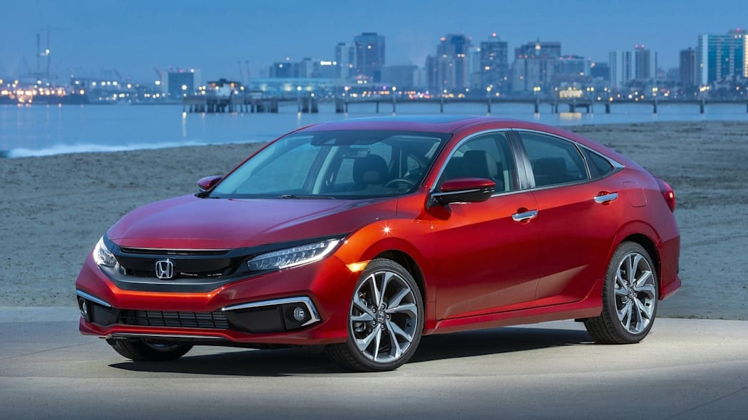 14. Honda Civic