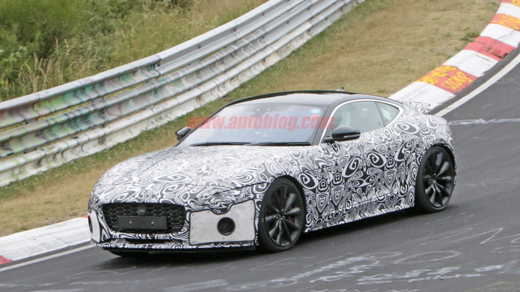 Jaguar F-Type Coupe 5