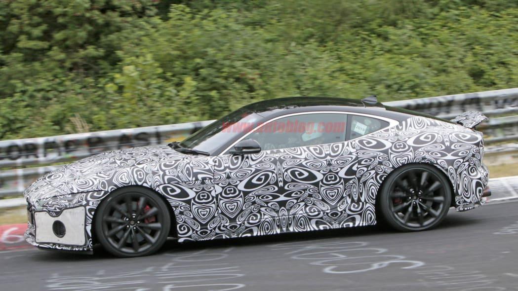 Jaguar F-Type Coupe 9